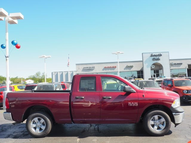 2017 Ram 1500 Quad Cab 4x4 Pickup #RT17141 - photo 12