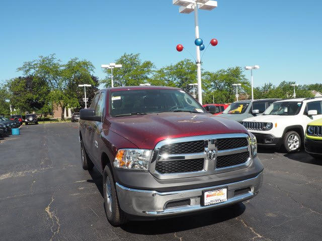 2017 Ram 1500 Quad Cab 4x4 Pickup #RT17141 - photo 3