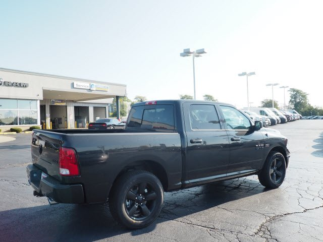2018 Ram 1500 Crew Cab 4x4,  Pickup #RT18008 - photo 11