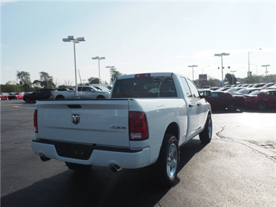 2018 Ram 1500 Quad Cab 4x4, Pickup #RT18018 - photo 11