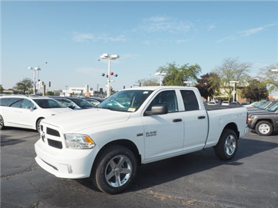 2018 Ram 1500 Quad Cab 4x4, Pickup #RT18018 - photo 6