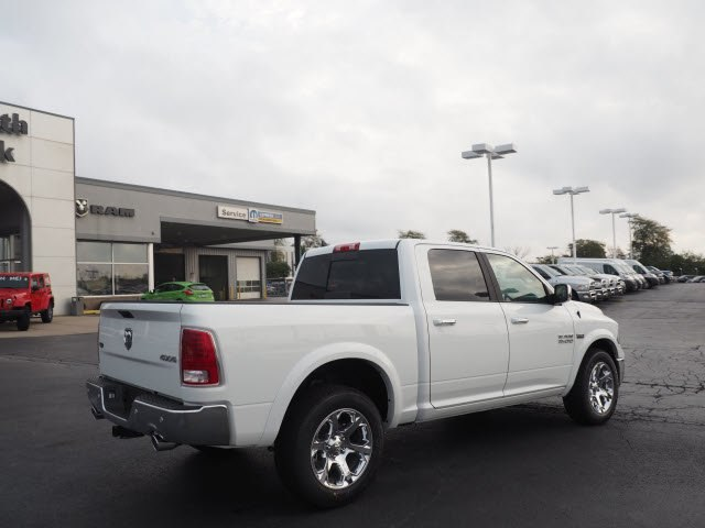 2018 Ram 1500 Crew Cab 4x4, Pickup #RT18025 - photo 2