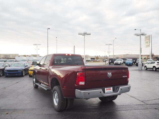 2018 Ram 3500 Crew Cab DRW 4x4, Pickup #RT18028 - photo 9