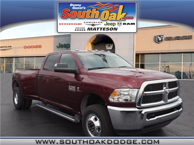 2018 Ram 3500 Crew Cab DRW 4x4, Pickup #RT18028 - photo 1