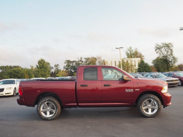 2018 Ram 1500 Quad Cab 4x4, Pickup #RT18031 - photo 12