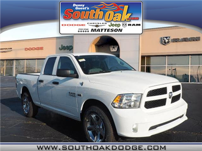 2018 Ram 1500 Quad Cab 4x4, Pickup #RT18037 - photo 1