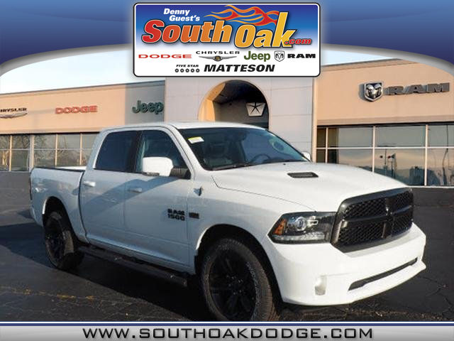 2018 Ram 1500 Crew Cab 4x4, Pickup #RT18039 - photo 1