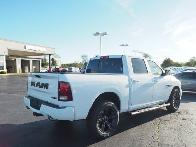 2018 Ram 1500 Crew Cab 4x4, Pickup #RT18039 - photo 2