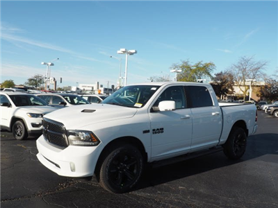 2018 Ram 1500 Crew Cab 4x4, Pickup #RT18039 - photo 6