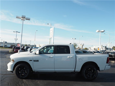 2018 Ram 1500 Crew Cab 4x4, Pickup #RT18039 - photo 7