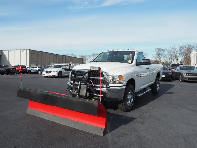 2018 Ram 2500 Regular Cab 4x4,  Pickup #RT18043 - photo 5