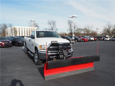 2018 Ram 2500 Regular Cab 4x4, Pickup #RT18043 - photo 3