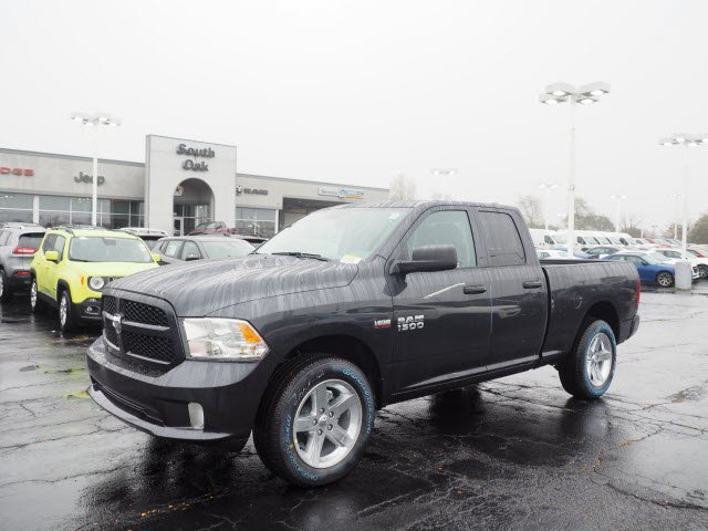 2018 Ram 1500 Quad Cab 4x4,  Pickup #RT18044 - photo 6