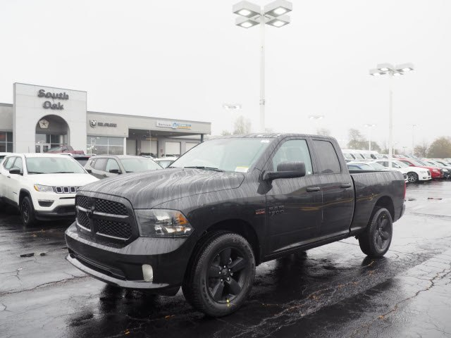 2018 Ram 1500 Quad Cab 4x4, Pickup #RT18046 - photo 6