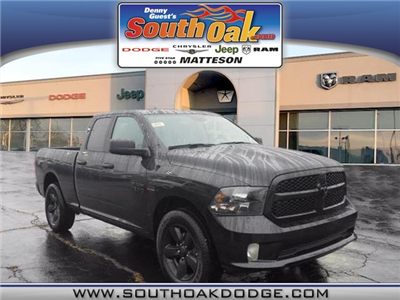 2018 Ram 1500 Quad Cab 4x4, Pickup #RT18046 - photo 1