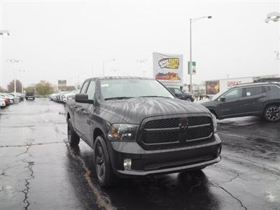 2018 Ram 1500 Quad Cab 4x4, Pickup #RT18046 - photo 3