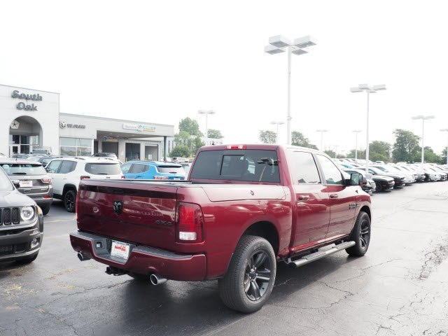 2018 Ram 1500 Crew Cab 4x4,  Pickup #RT18057 - photo 2