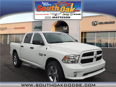 2018 Ram 1500 Crew Cab 4x4, Pickup #RT18071 - photo 1