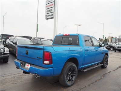 2018 Ram 1500 Crew Cab 4x4, Pickup #RT18077 - photo 2