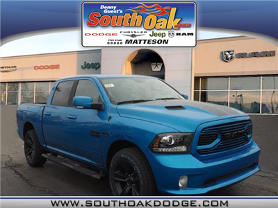 2018 Ram 1500 Crew Cab 4x4, Pickup #RT18077 - photo 1