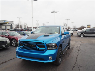 2018 Ram 1500 Crew Cab 4x4, Pickup #RT18077 - photo 5