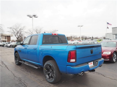 2018 Ram 1500 Crew Cab 4x4, Pickup #RT18077 - photo 8
