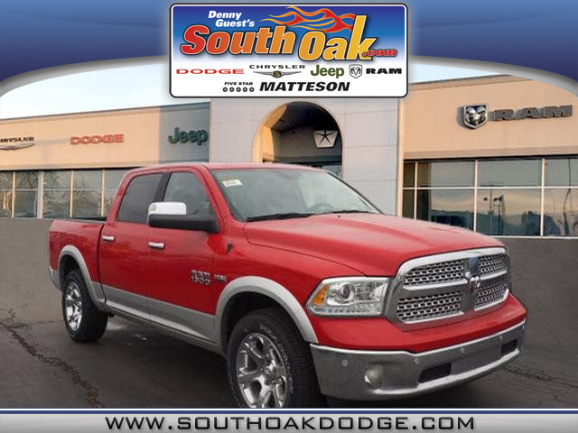 2018 Ram 1500 Crew Cab 4x4, Pickup #RT18084 - photo 1