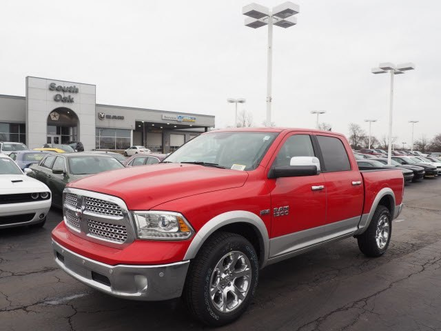 2018 Ram 1500 Crew Cab 4x4, Pickup #RT18084 - photo 6