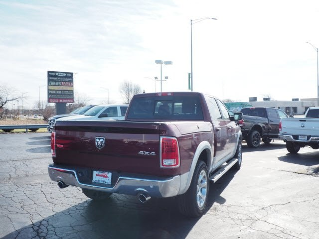 2018 Ram 1500 Crew Cab 4x4, Pickup #RT18087 - photo 11
