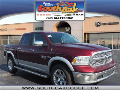 2018 Ram 1500 Crew Cab 4x4, Pickup #RT18087 - photo 1