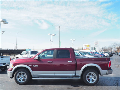 2018 Ram 1500 Crew Cab 4x4, Pickup #RT18087 - photo 7