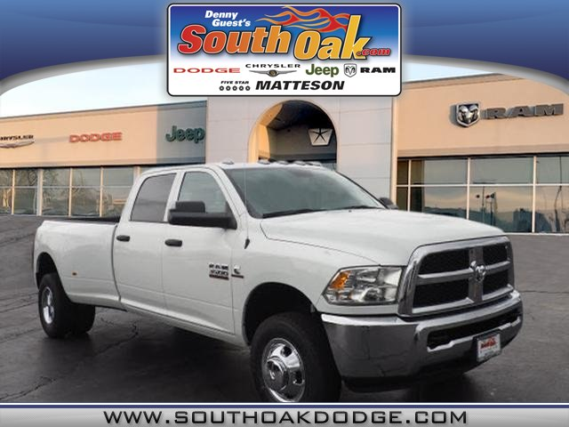 2018 Ram 3500 Crew Cab DRW 4x4, Pickup #RT18095 - photo 1