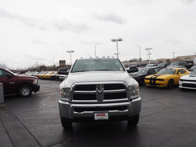 2018 Ram 3500 Crew Cab DRW 4x4, Pickup #RT18095 - photo 4