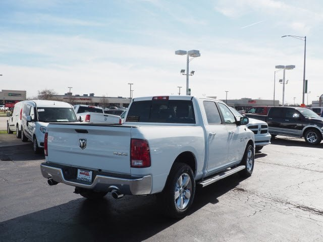 2018 Ram 1500 Crew Cab 4x4,  Pickup #RT18109 - photo 2