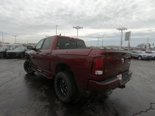 2018 Ram 1500 Crew Cab 4x4,  Pickup #RT18112 - photo 6