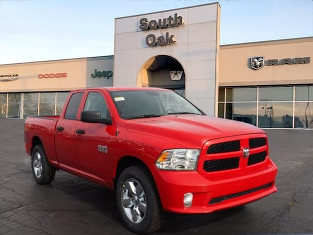 2018 Ram 1500 Quad Cab 4x4,  Pickup #RT18114 - photo 1