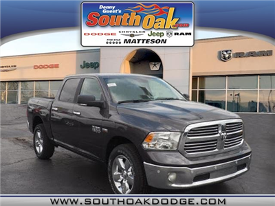 2018 Ram 1500 Crew Cab 4x4, Pickup #RT18119 - photo 1
