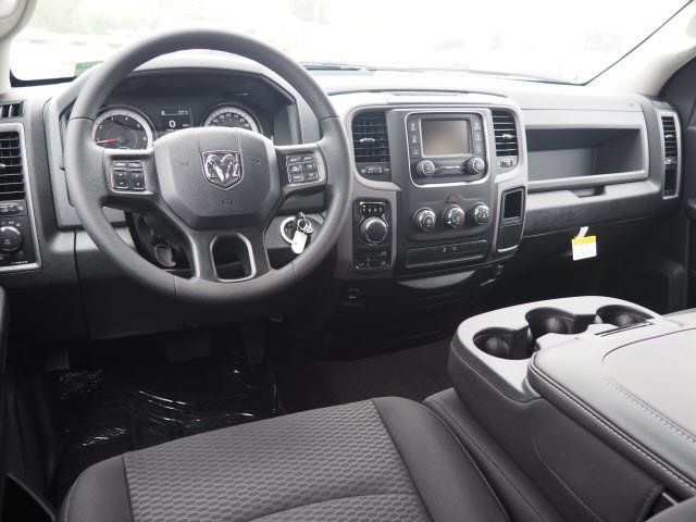 2018 Ram 1500 Quad Cab 4x4, Pickup #RT18124 - photo 7
