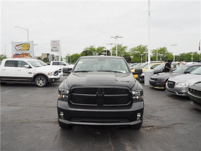 2018 Ram 1500 Quad Cab 4x4, Pickup #RT18124 - photo 3
