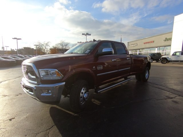 2018 Ram 3500 Crew Cab DRW 4x4,  Pickup #RT18144 - photo 11