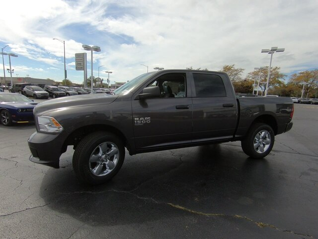 2019 Ram 1500 Crew Cab 4x4,  Pickup #RT19037 - photo 11