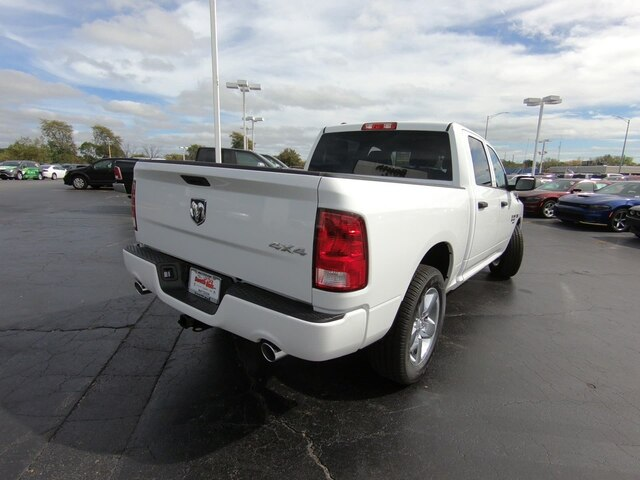 2019 Ram 1500 Crew Cab 4x4,  Pickup #RT19038 - photo 2