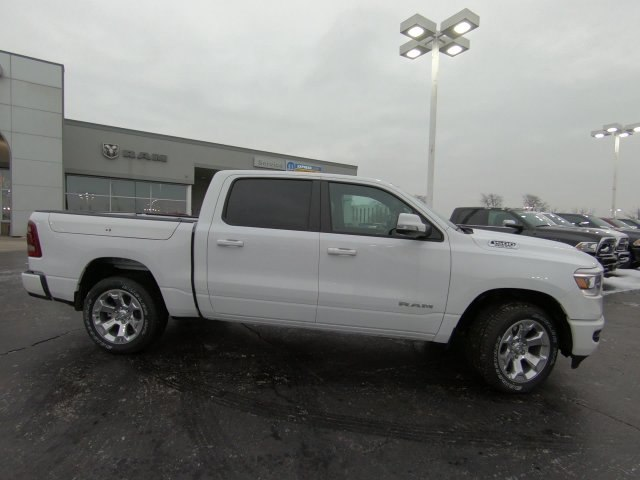 2019 Ram 1500 Crew Cab 4x4,  Pickup #RT19041 - photo 3