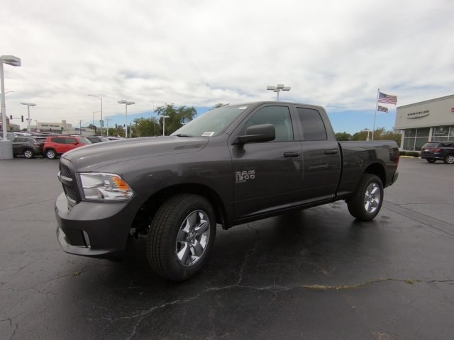 2019 Ram 1500 Quad Cab 4x4,  Pickup #RT19045 - photo 10