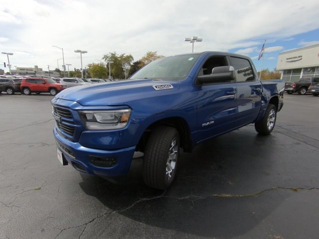 2019 Ram 1500 Crew Cab 4x4,  Pickup #RT19047 - photo 10