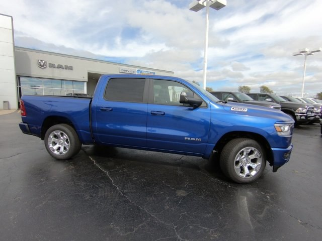 2019 Ram 1500 Crew Cab 4x4,  Pickup #RT19047 - photo 3