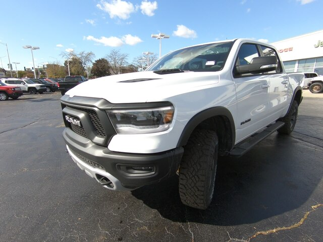 2019 Ram 1500 Crew Cab 4x4,  Pickup #RT19049 - photo 12