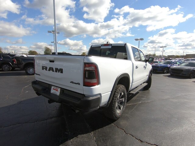 2019 Ram 1500 Crew Cab 4x4,  Pickup #RT19049 - photo 2