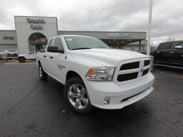 2019 Ram 1500 Quad Cab 4x4,  Pickup #RT19053 - photo 1