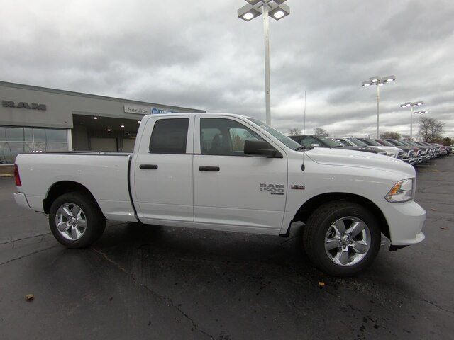 2019 Ram 1500 Quad Cab 4x4,  Pickup #RT19053 - photo 3